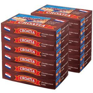 クロアチア お土産 クロアチア クッキーオンチョコレート12箱セット ID:E7050490