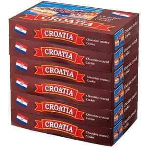クロアチア お土産 クロアチア クッキーオンチョコレート6箱セット ID:E7050491
