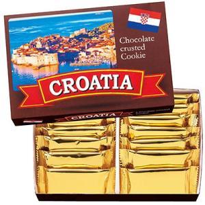 クロアチア お土産 クロアチア クッキーオンチョコレート1箱 ID:E7050492