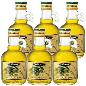 スペイン お土産 エキストラバージンオリーブオイル イベロ 6本 ID:E7050213|trv