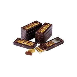 イタリア お土産 ザイーニ ミニジャンドゥーヤミルクチョコ 10箱セット ID:E7050018|trv