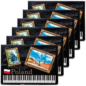 ポーランド お土産 チョコレート スイーツ chocolate お取り寄せ ギフト ポーランド お土産 ポーランド チョコロール 6箱セット ID:E7052000|trv