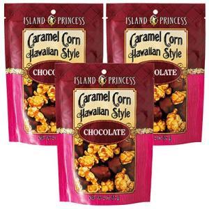 ハワイ お土産 ギフト プレゼント キャラメルチョコレートポップコーン 3袋 食品 菓子 スイーツ ID:80654167