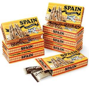 スペイン お土産 スペイン ミニチョコレートクレ...の商品画像