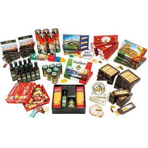 イタリア お土産 イタリア 超らくらくハネムーンバラエティ(13種76点 約21kg) 食品 菓子 チョコレート チョコ ID:77710039