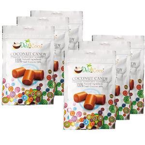 マレーシア お土産 マレーシア土産 ギフト ココナッツキャンディ 6袋セット 食品 菓子 スイーツ ...