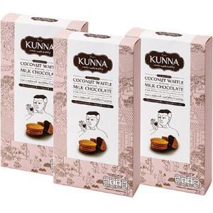 タイ お土産 土産 みやげ おみやげ / ココナッツワッフル ミルクチョコ味 3箱セット  デパート...