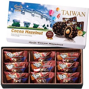6%OFFクーポン 台湾 お土産 台湾土産 ギフト ヘーゼルナッツショコラ 1箱 食品 菓子 スイーツ チョコレート ナッツ ID:80654785