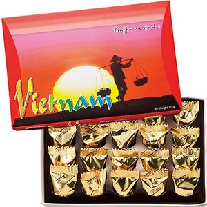ベトナム お土産 ギフト プレゼント チョコトリ...の商品画像
