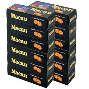 マカオ お土産 マカオ土産 ギフト マカオ チョコチップクッキー 12箱セット 食品 菓子 スイーツ...