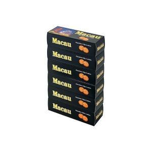 マカオ お土産 マカオ土産 ギフト マカオ チョコチップクッキー 6箱セット 食品 菓子 スイーツ ...