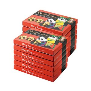 6%OFFクーポン 香港 お土産 香港土産 ギフト 香港 パンダクッキー 12箱 ID:806545...