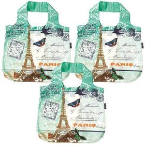 フランス お土産 フランス土産 ギフト フランス エンビロサックス エコバッグ 3枚セット ファッション用品 洋品雑貨 バッグ ID:98813826