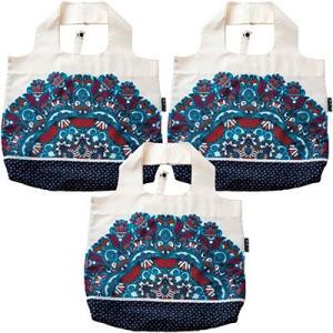6%OFFクーポン フィリピン お土産 フィリピン土産 ギフト エコバッグ 3枚セット ファッション用品 洋品雑貨 バッグ ID:80654536|trv