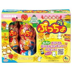 大阪 お土産 大阪土産 ギフト お土産 ギフト 関西限定ぷっちょグミミックスジュース味 洋菓子 スイーツ ID:84030092
