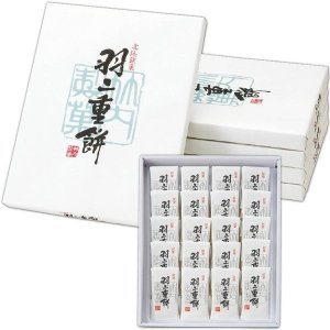 石川土産 羽二重餅 5箱セット 和菓子 スイーツ 餅 ID:81930027|trv