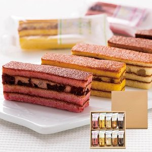 東京土産 帝国ホテル スティックバウム詰合せ 洋菓子  ID:81920068