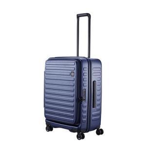 ロジェール| LOJEL| スーツケース| CUBO-M ハードキャリー| 中型 | ネイビー  【...