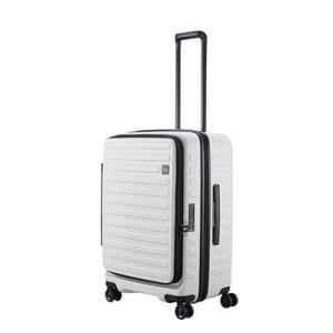 ロジェール| LOJEL| スーツケース| CUBO-M ハードキャリー| 中型 | ホワイト <直...