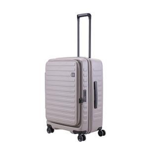 ロジェール| LOJEL| スーツケース| CUBO-M ハードキャリー| 中型 | グレー <直送...