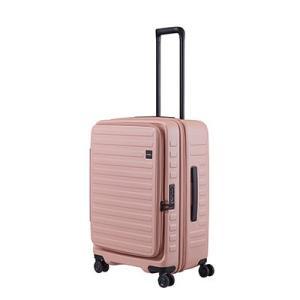 ロジェール| LOJEL| スーツケース| CUBO-M ハードキャリー| 中型 | ローズ <直送...