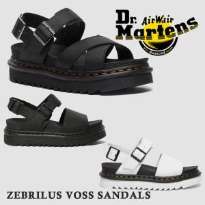 ドクターマーチン サンダル 正規品 Dr.Martens 23802001 VOSS ヴォス メンズ レディース|try-group