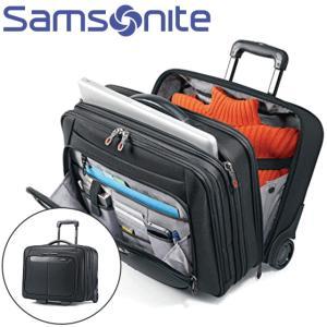Samsonite サムソナイト ビジネスバック 機内持ち込み MOBILE OFFICE 軽量 短期の出張や旅行に最適 ビジネスバッグ ソフト PC タブレット 収納|try3