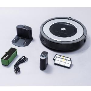ルンバ 国内正規品 アイロボット iRobot ロボット掃除機 大容量バッテリー/最大60分稼動/自動充電/バーチャルウォール/ルンバ875Lite|try3|02