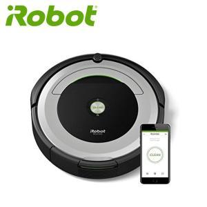 【国内正規品】 iRobot ルンバ690 ロボット掃除機 国内正規品 ルンバ690 アイロボット 600シリーズ ライトシルバー Roomba690 R690060本体 全自動掃除機 Wi-Fi...
