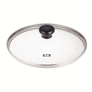 Fissler フィスラー ガラスフタ 22cm 圧力鍋用 21-641-226 硝子製 ガラス製 部品 鍋蓋 フタ ふた try3