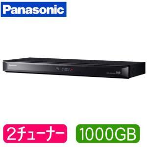 パナソニック DMR-BRW1020 4K対応 ブルーレイディスクレコーダー DIGA 1TB 2チューナー搭載