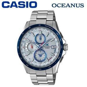 腕時計 カシオ オシアナス チタンバンド 10気圧防水 タフムーブメント スマートアクセス クラシックライン OCW-T2610C-7AJF メンズ ウォッチ OCWT2610C7AJF|try3