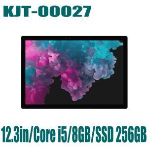 Microsoft マイクロソフト Surface Pro 6 KJT-00027 プラチナ 12.3型 Core i5 8250U 1.6GHz SSD 256GB メモリ 8GB  Windows KJT00027|try3