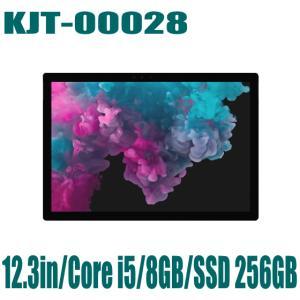 Microsoft マイクロソフト Surface Pro 6 KJT-00028 ブラック 12.3型 Core i5 8250U 1.6GHz SSD 256GB メモリ 8GB  Windows KJT00028|try3