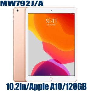 Apple iPad MW792J/A 128GB ゴールド Wi-Fiモデル 10.2型 Reti...