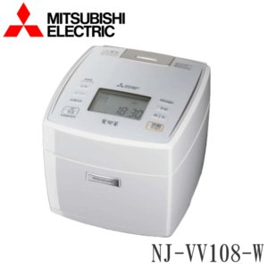 MITSUBISHI 三菱 NJ-VV108-W 炊飯器 炊...