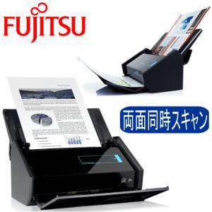 富士通 FUJITSU FI-IX500A ドキュメントスキャナー ScanSnap A4 片面 両面 カラー 白黒 600dpi 無線LAN PFU iX500 Wi-Fi対応|try3