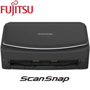 在庫あり 富士通 FUJITSU ScanSnap スキャナー iX1500 600dpi 無線LAN/USB3.1 A4スキャナ FI-IX1500BK ブラック カラータッチパネル搭載
