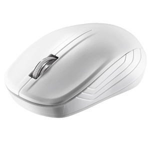 BUFFALO バッファロー BSMRW21WH 3ボタン ワイヤレス2.4GHz接続 IR LEDマウス ホワイト マウス|try3