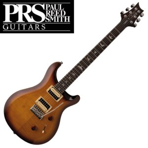 国内正規品 Paul Reed Smith PRS  SE Custom 24 Tobacco unburst (TS) ポールリードスミス PRS エレキギター|try3