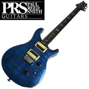 国内正規品 Paul Reed Smith PRS SE Custom 24 Blue Matteo (BT) ポイント2倍!ポールリードスミス PRS エレキギター|try3