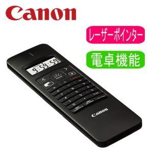 レーザーポインター キャノン Canon X Mark 1 Presenter HWB レーザービーム プレゼン等に活躍 LEDライト グリーンレーザー 電卓機能|try3