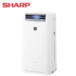 SHARP シャープ KI-HS50-W 加湿空気清浄機 ス...
