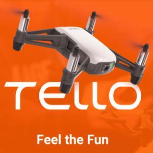 DJI Technology Tello Boost コンボ TELLOBC バッテリー3つ同梱 充電ハブ ドローン 小型ドローン カメラ付き ラジコン