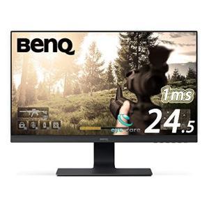 BenQ 24.5型ゲーミングモニター GL2580HM-S 24.5インチ/フルHD/TN/非光沢...
