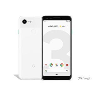 SIMフリー Google Pixel 3 64GB クリアリーホワイト 家電&カメラ/携帯電話・ス...