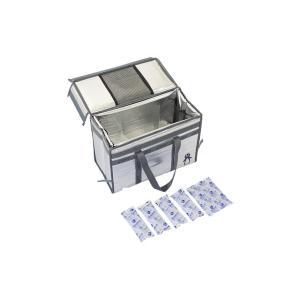 キャッチクール BOX 保冷材付(保冷BOX/保冷ボックス/業務用/アウトドア/クーラーボックス/検体輸送/コンパクト)|trycompany|04