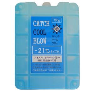 アイスクリームや冷凍品の保冷に!保冷材(剤)キャッチクールブローMサイズ  -21℃(長時間/長持ち/アウトドア/キャンプ/クーラーボックス/氷点下/) trycompany