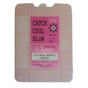 長時間の保冷に 保冷材(剤)キャッチクールブローMサイズ 0℃ 長時間 アウトドア 冷やす trycompany
