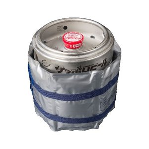 生ビール 樽 ビール樽  ビール樽を冷やす 冷し樽ぞカバーAタイプ 生ビール キリン20L サッポロ20L ビアガーデンや飲食店やイベントなどに trycompany